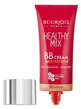 BB sejas krēms Bourjois BB Healthy Mix 02, 30 ml