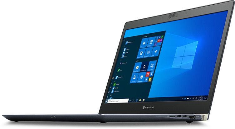 "Nešiojamas kompiuteris Toshiba Portege Dynabook X30-G-12P PUR41E-0HT00VPL Intel® Core™ i5, 8GB/512GB, 13.3"""