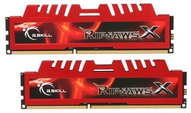 G.SKILL RipjawsX 16GB 1600MHz DDR3 CL10 DIMM KIT OF 2 F3-14900CL10D-16GBXL