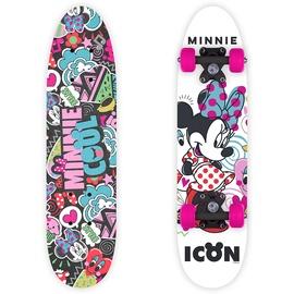 Riedlentė Disney Minnie, balta/juoda/rožinė