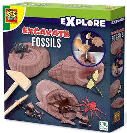 SES Creative Explore Excavate Fossils