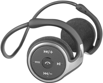 Ausinės Modecom MC-250 Bluetooth Headphones Black