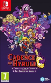 Cadence of Hyrule – Crypt of the NecroDancer Featuring The Legend of Zelda SWITCH