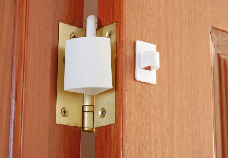 Clippasafe Door Finger Pinch Guards 2pcs CL792