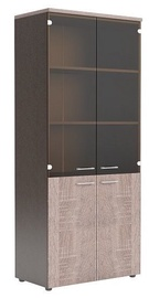 Skyland Office X-Ten XHC 85.2 Shelf 85.6х43.2х195.5cm Sonoma Oak