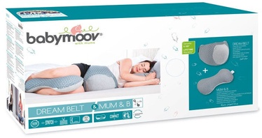 Babymoov Dream Belt + Pregnancy Cushion Bundle