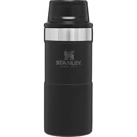 Termosinis puodelis Stanley Classic 0.35l juodas