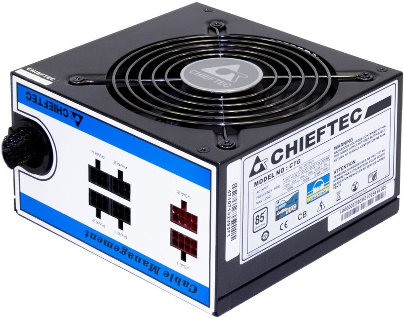 Chieftec CTG ATX2.3 85+ 750W