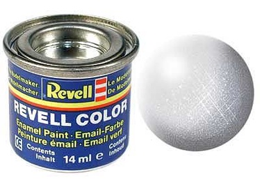 Revell Email Color 14ml Metallic Aluminium 32199