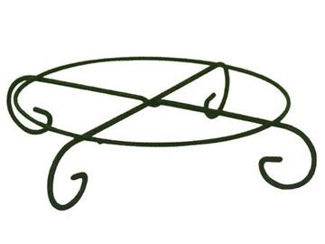 Metāla statīvs puķu podiem Sodo Centras, 25cm