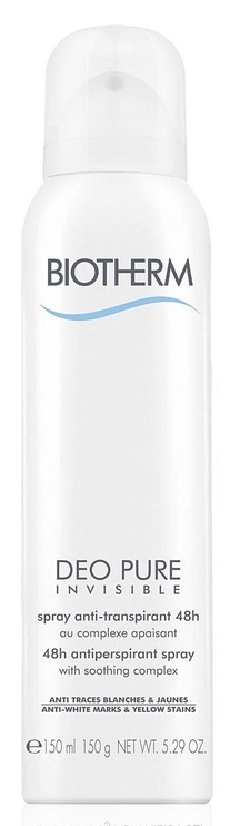 Biotherm Deo Pure Invisible Spray 150ml