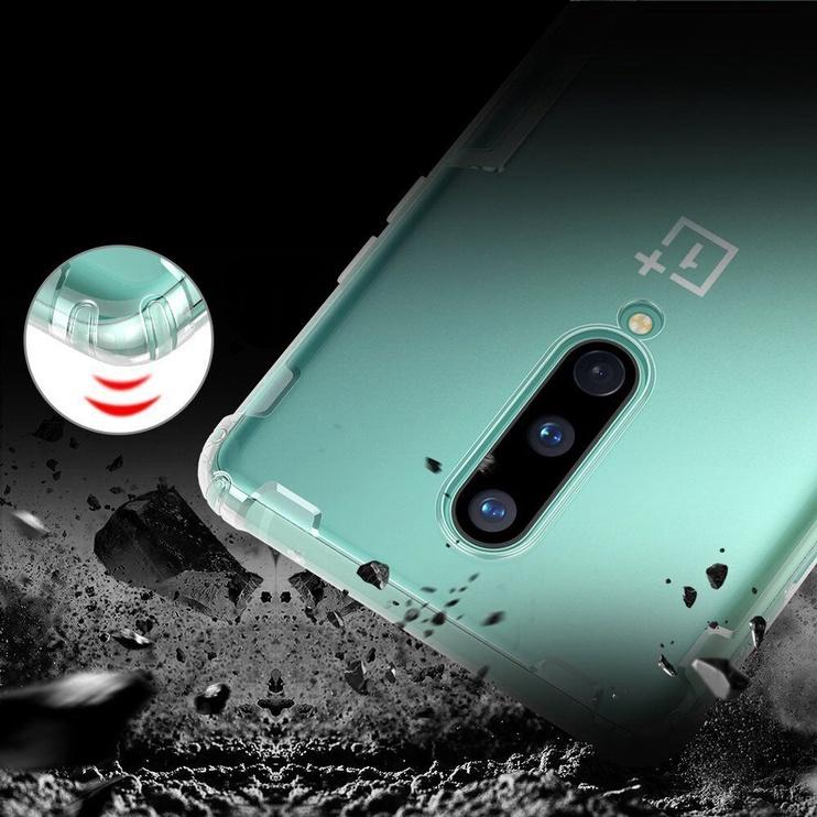 Nillkin Nature Gel Ultra Slim Back Case For OnePlus 8 Transparent