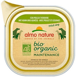 Almo Nature BIO Organic Maintenance Chicken & Vegetables 300g
