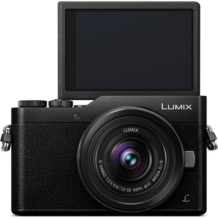 Panasonic LUMIX G DC-GF9 (DC-GX800/DC-GX850) + 12-32mm Black