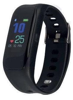 Išmanioji apyrankė Medisana ViFit Touch Activity Tracker W/Bluetooth Black