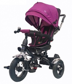 Tesoro BT-12 Baby Tricycle Black Pink