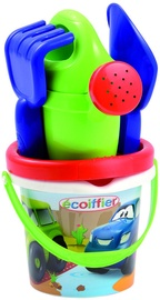 Ecoiffier Bucket With ​​Accessories 8/238S
