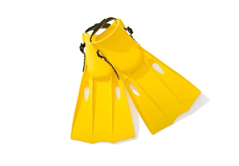 Pleznas Intex 55930, dzeltena, 35 - 37