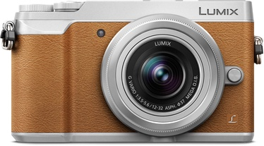Panasonic Lumix DMC-GX80 + 12-32mm Kit Brown