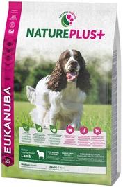 Eukanuba Nature Plus Adult Medium Breed With Lamb & Rice 10kg