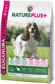 Eukanuba Nature Plus Adult Medium Breed With Lamb & Rice 10kg