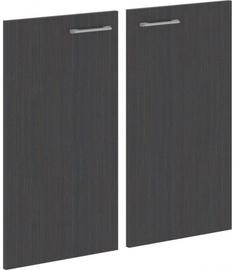 Skyland Doors XLD 42-2 84.6x1.8x76.5cm Dark Wood