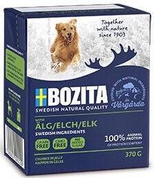Bozita Chunks In Jelly Elk 370g