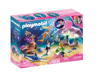 Constructor playmobil magic 70095