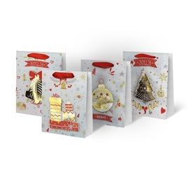 Kalėdinis dovanų maišelis, 31 x 12 x 40 cm