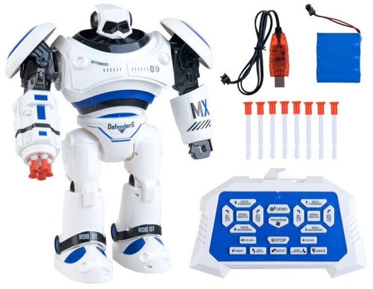 Игрушечный робот Crazon