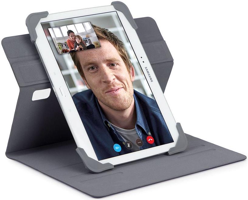 Targus Fit N Grip Rotating Universal Case 7-8'' Grey