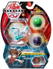 Spin Master Battle Planet Bakugan Starter Pack Haos Nillious