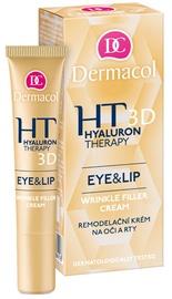 Dermacol Hyaluron Therapy 3D Eye&Lip Cream 15ml