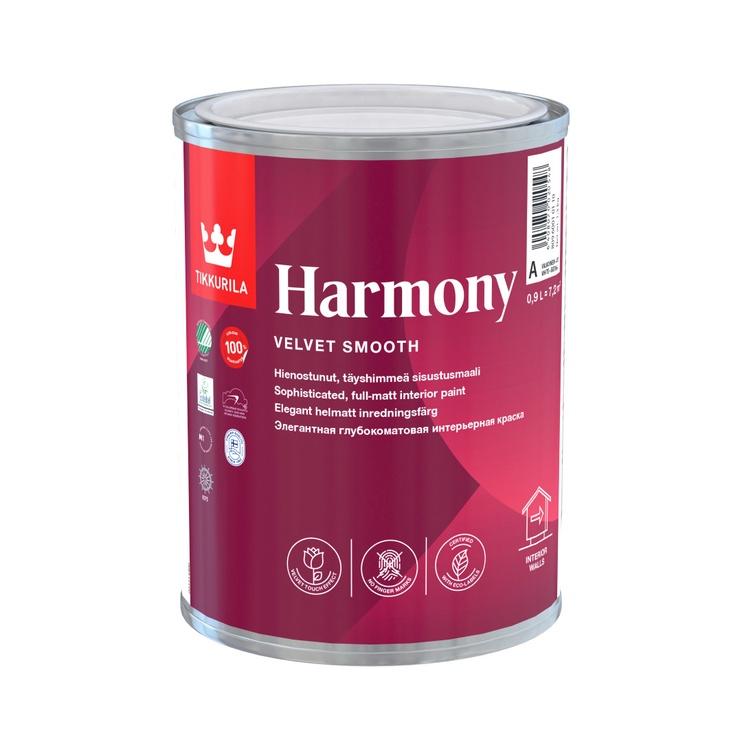 Krāsa sienām un griestiem, Harmony c 0,9l (Tikkurila)