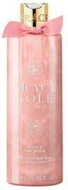 Grace Cole Bath Foam 500ml Peony & Pink Orchid