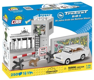 Cobi Trabant 601 30 Anniversary of the Fall of the Berlin Wall 24557