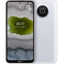 Мобильный телефон Nokia X10, белый, 4GB/128GB