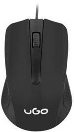 UGO UMY-1213 Optical Mouse Black