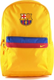 Nike FC Barcelona Stadium Backpack BA5819 739 Yellow