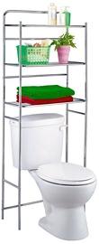 Tatkraft Tanken Bathroom Shelves Chrome