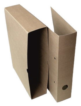 SMLT Archive Box 70mm Brown