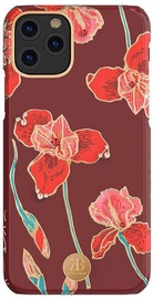Kingxbar Blossom Back Case For Apple iPhone 11 Pro Kapok