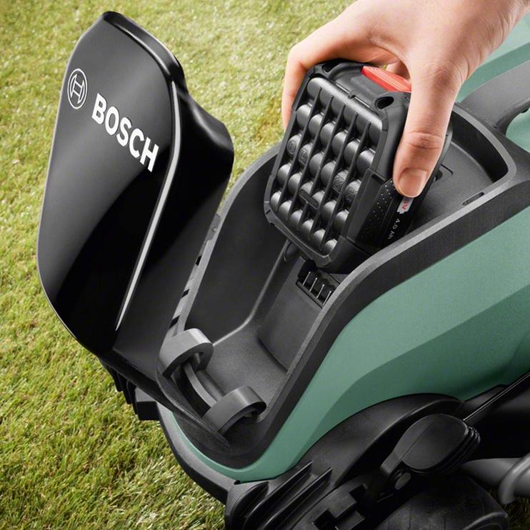 Аккумуляторная газонокосилка Bosch CityMower 18