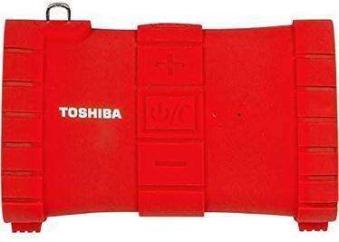 Belaidė kolonėlė Toshiba Sonic Dive 2 Red, 6 W