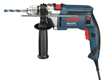 Bosch GSB 16 RE & UANP Impact Drill Set