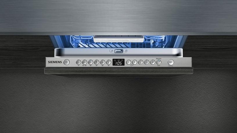 Įmontuojama indaplovė Siemens iQ500 SR656X01TE
