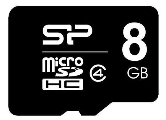 Silicon Power 8GB Micro SDHC Class 4