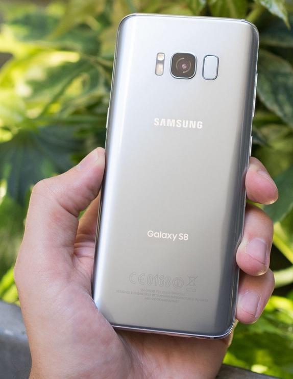 Samsung SM-G955F Galaxy S8 Plus 64 GB Arctic Silver