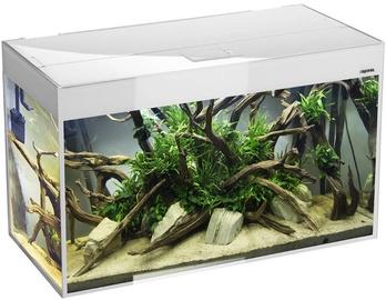 Aquael Aquarium Glossy 80x35x50 White