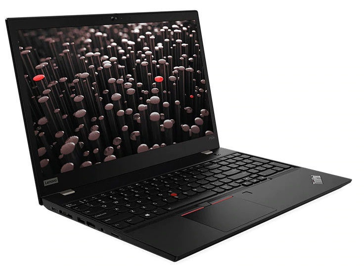 Lenovo ThinkPad P53s Black 20N60032MH